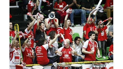 tifosi lube volley