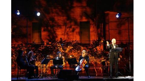 Celebrazioni leopardiane 2014 recital Carlacchiani