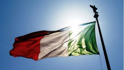 bandiera italiana|